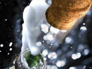 new year cork