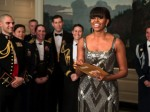 MIchelle Obama Oscar announcement