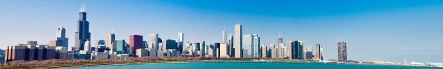 Chicago Panorama by Danimir