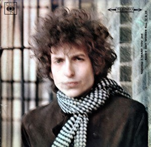 Blonde on Blonde cover