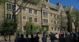 YaleCalhoun college
