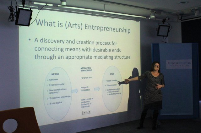 explaining entrepreneurship