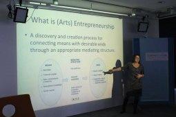 explaining entrepreneurship