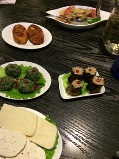 tbilisi 6 dinner